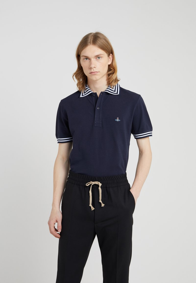 Vivienne Westwood - NEW POLO - Polo shirt - navy