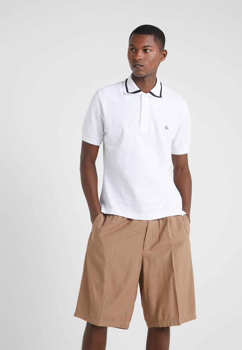 Vivienne Westwood - Polo shirt - white