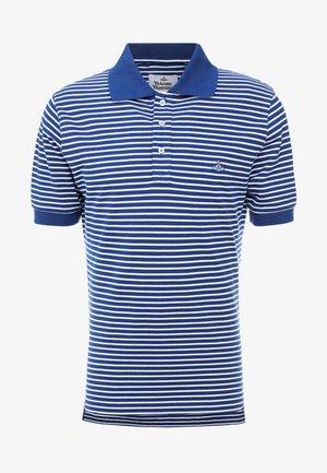 Poloshirts - blue stripe