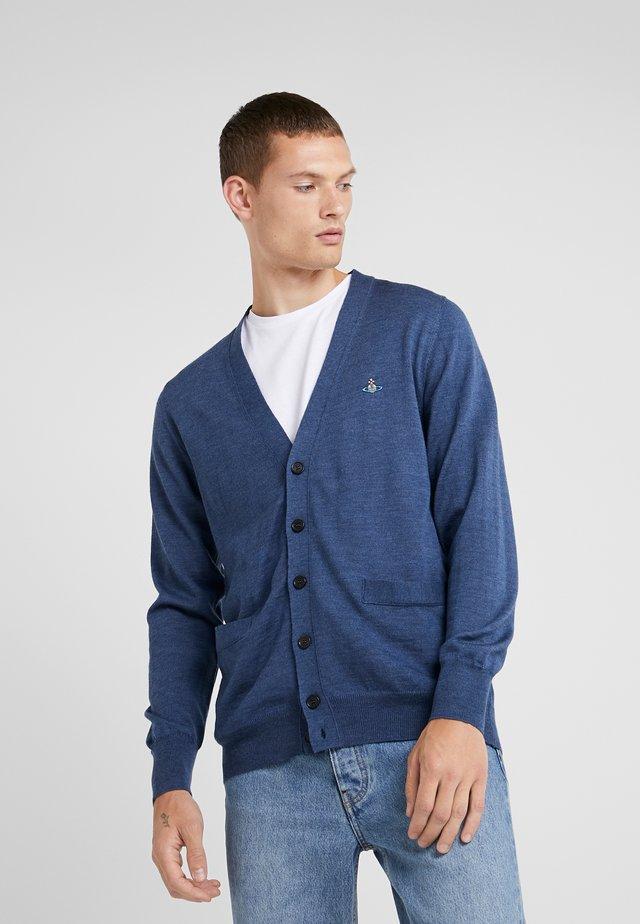 CLASSIC - Vest - blue melane