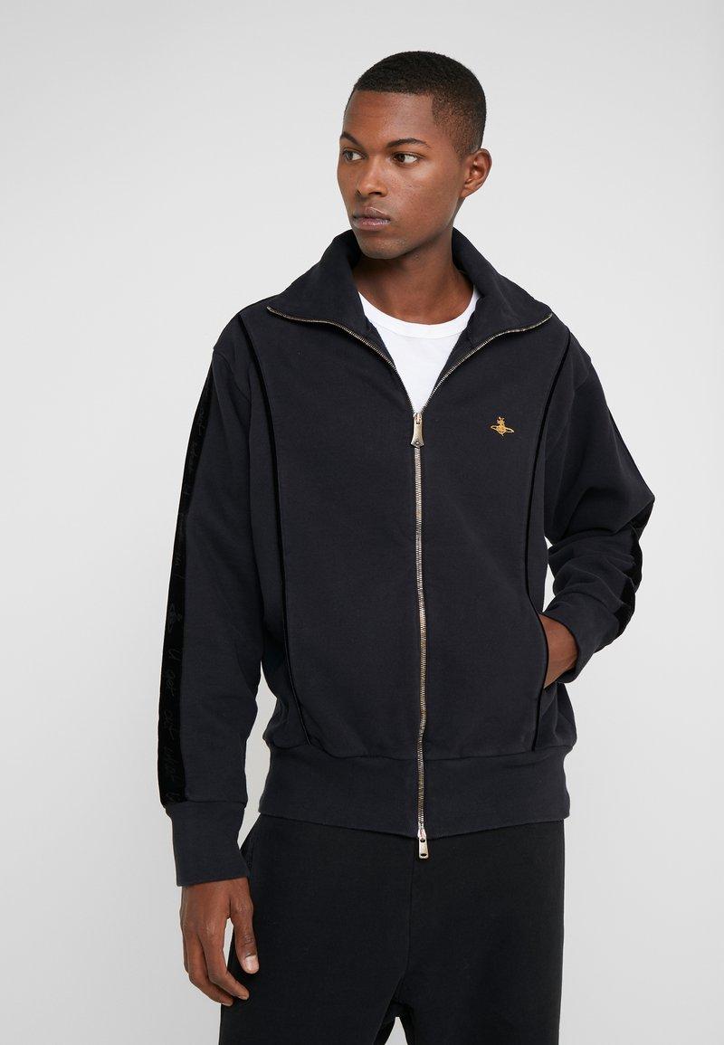Vivienne Westwood - TRACKSUIT - Zip-up hoodie - black