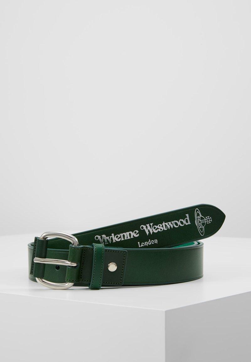 Vivienne Westwood - ROLLER BUCKLE PALLADIO BELT - Belt - green