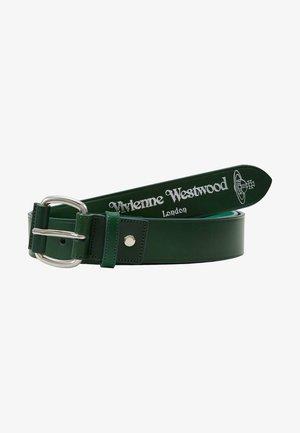 ROLLER BUCKLE PALLADIO BELT - Belt - green