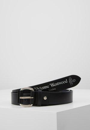 ROLLER BUCKLE PALLADIO BELT - Cintura - black