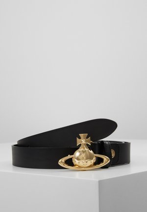 ORB BUCKLE BELT - Belt - black