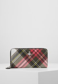 Vivienne Westwood - DERBY CLASSIC ZIP ROUND WALLET - Monedero - new exhibition - 0