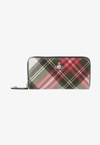 Vivienne Westwood - DERBY CLASSIC ZIP ROUND WALLET - Monedero - new exhibition - 1