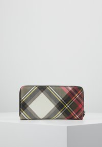 Vivienne Westwood - DERBY CLASSIC ZIP ROUND WALLET - Monedero - new exhibition - 3