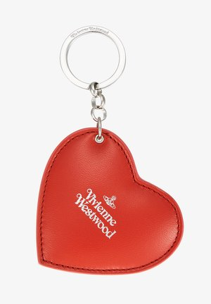 HEART KEYRING - Llavero - orange