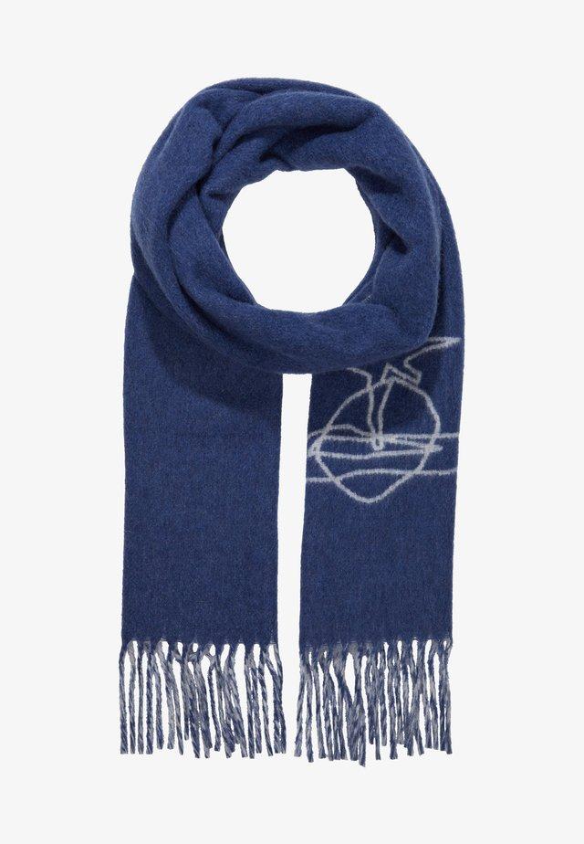 SCARF - Sjal / Tørklæder - dark blue