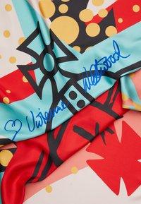 Vivienne Westwood - FOULARD - Šátek - coral red - 2