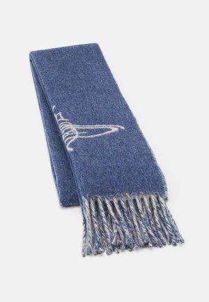 SCARF - Šála - denim blue