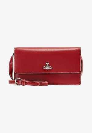 MATILDA PHONE WALLET - Bandolera - red