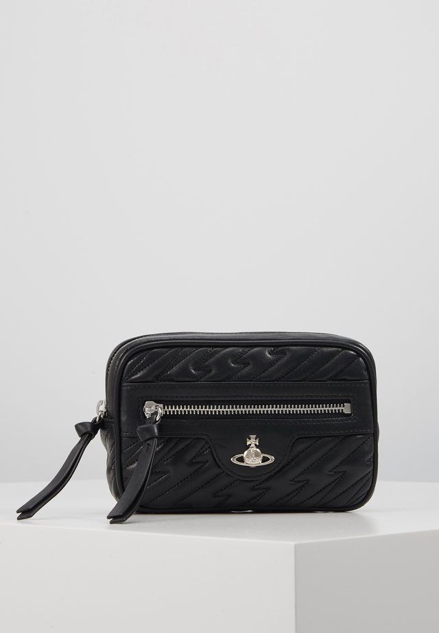 COVENTRY BUMBAG - Ledvinka - black