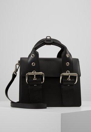 ALEX MEDIUM HANDBAG - Håndtasker - black