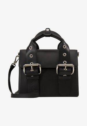 ALEX MEDIUM HANDBAG - Handbag - black