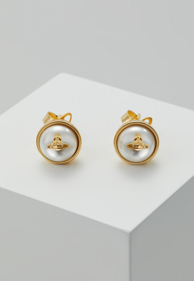 OLGA EARRINGS - Náušnice - gold-coloured