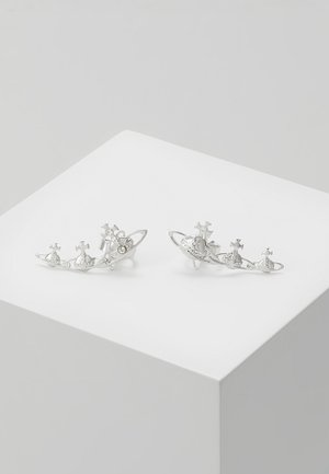 CANDY EARRINGS - Earrings - rhodium-coloured