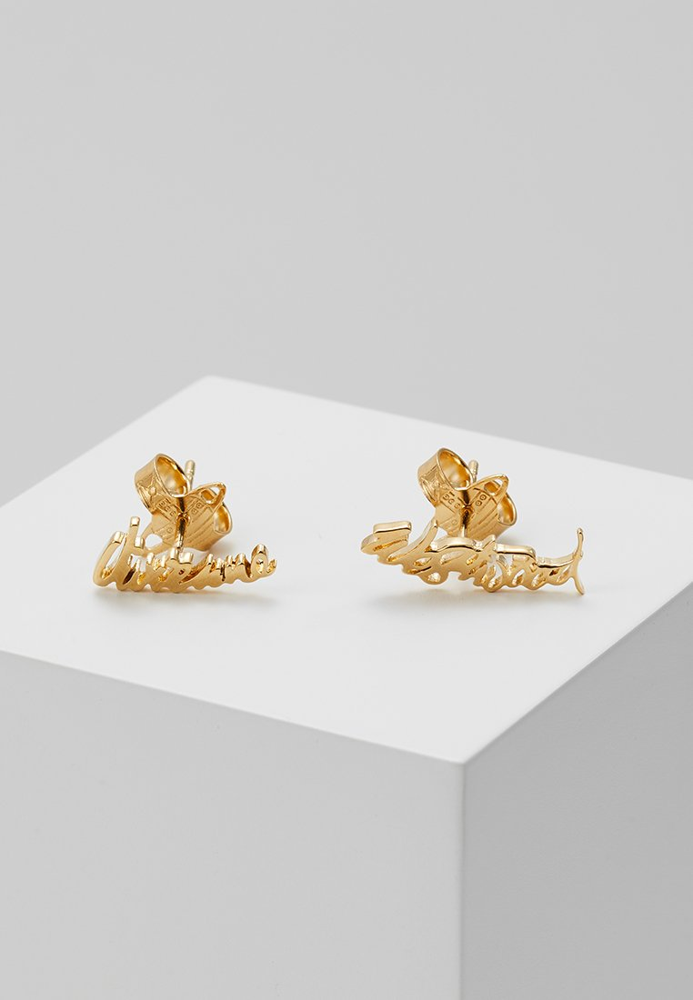 Vivienne Westwood - EARRINGS - Earrings - gold-coloured