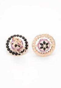 Vivienne Westwood - GABRIELLA EARRINGS - Pendientes - pink/gold-coloured - 2
