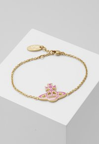 Vivienne Westwood - ORNELLA DOUBLE SIDED ORB BRACELET - Pulsera - yellow gold-coloured - 2