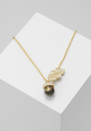 DONELLA PENDANT - Necklace - yellow gold-coloured
