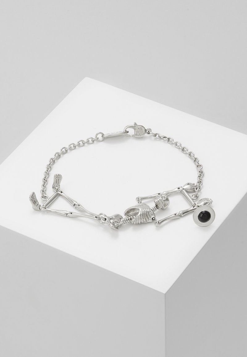 Vivienne Westwood - SKELETON BRACELET - Bracelet - palladium