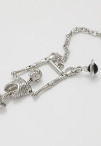 Vivienne Westwood - SKELETON BRACELET - Armbånd - palladium - 6