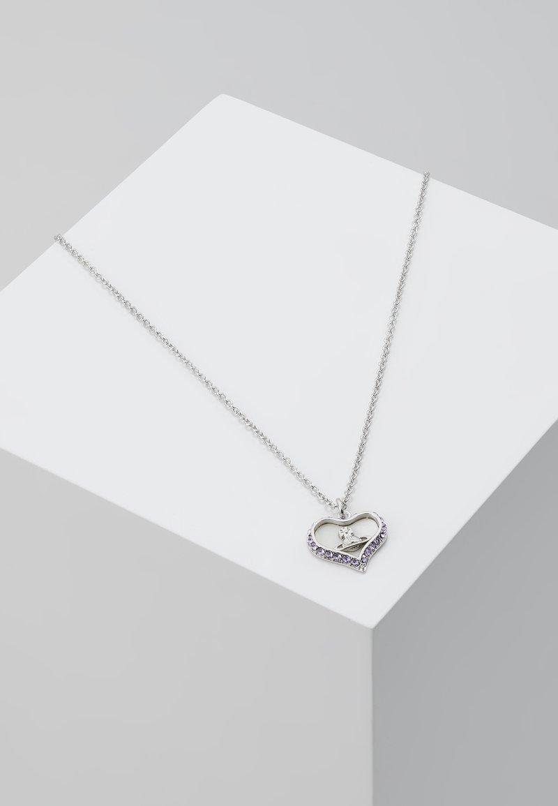 Vivienne Westwood - PETRA PENDANT - Necklace - silver-coloured