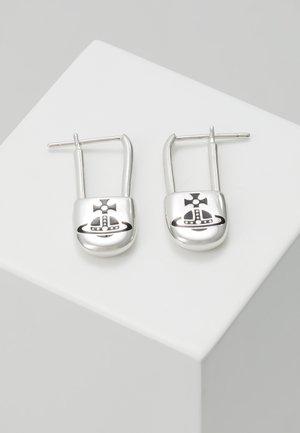 COOKIE EARRINGS - Earrings - silver-coloured