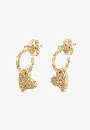 SALLY EARRINGS - Náušnice - gold-coloured
