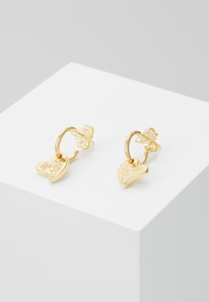 SALLY EARRINGS - Earrings - gold-coloured
