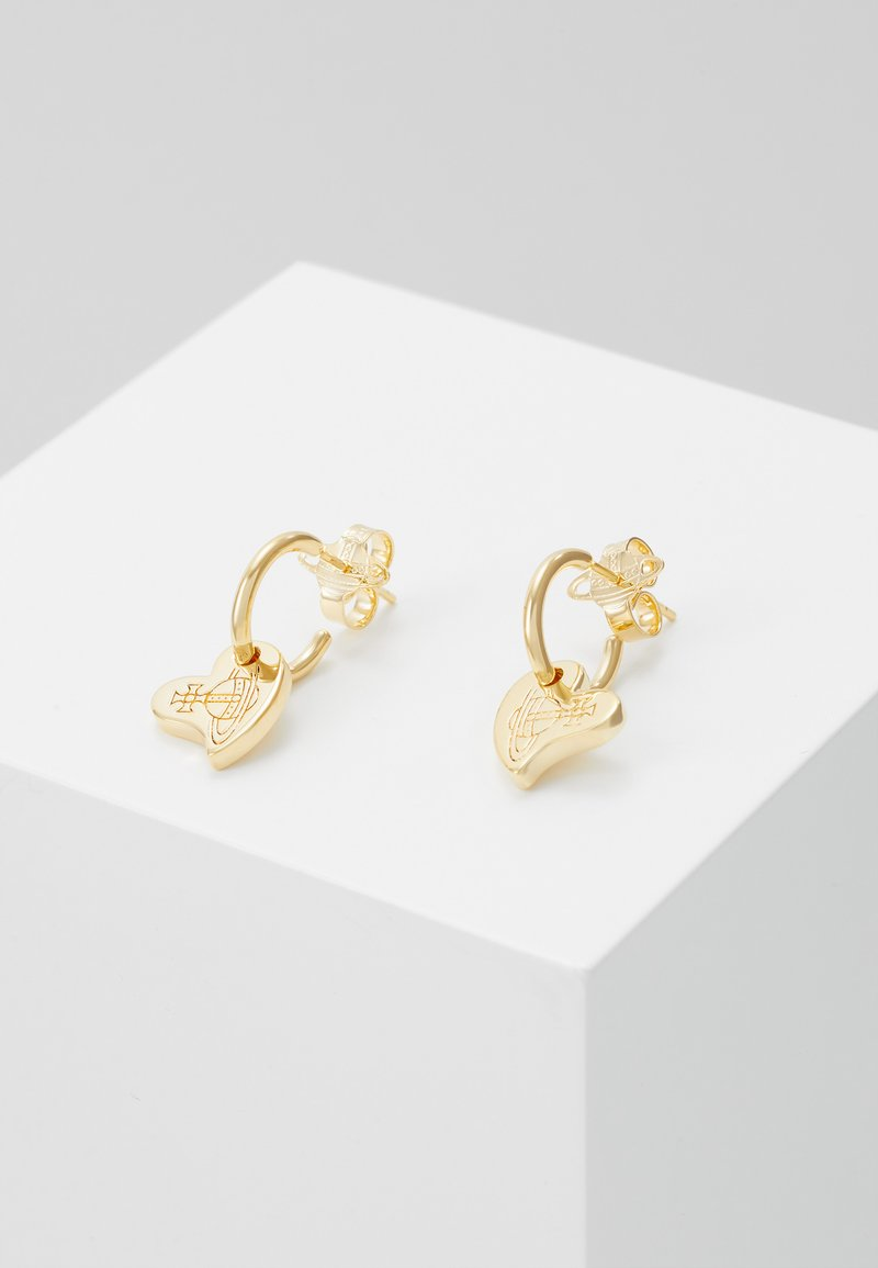 Vivienne Westwood - SALLY EARRINGS - Náušnice - gold-coloured