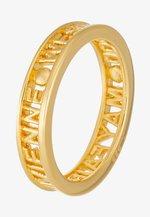 WESTMINSTER RING - Ringar - gold