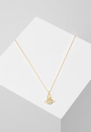 TAMIA PENDANT - Necklace - peridot/gold-coloured