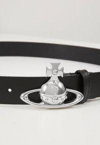 Vivienne Westwood - BUCKLE PALLADIO BELT - Belt - black - 4