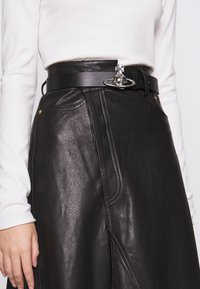 Vivienne Westwood - BUCKLE PALLADIO BELT - Belt - black - 1