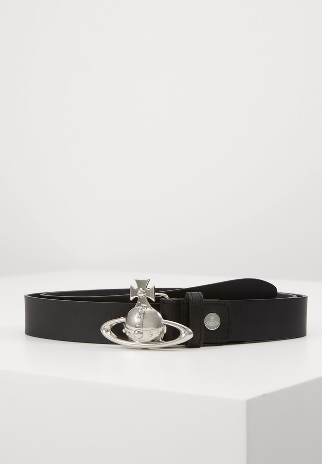 BUCKLE PALLADIO BELT - Pasek - black