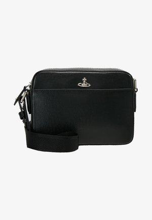 KENT CAMERA BAG - Across body bag - black