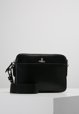 KENT CAMERA BAG - Borsa a tracolla - black