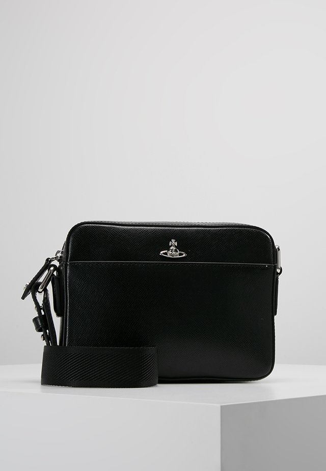 KENT CAMERA BAG - Umhängetasche - black