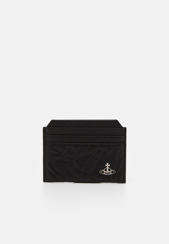 BELFAST SLIM CARD HOLDER - Wallet - black