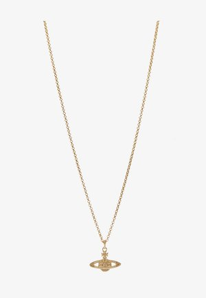 MINI BAS RELIEF PENDANT - Halsband - light colorado gold-coloured
