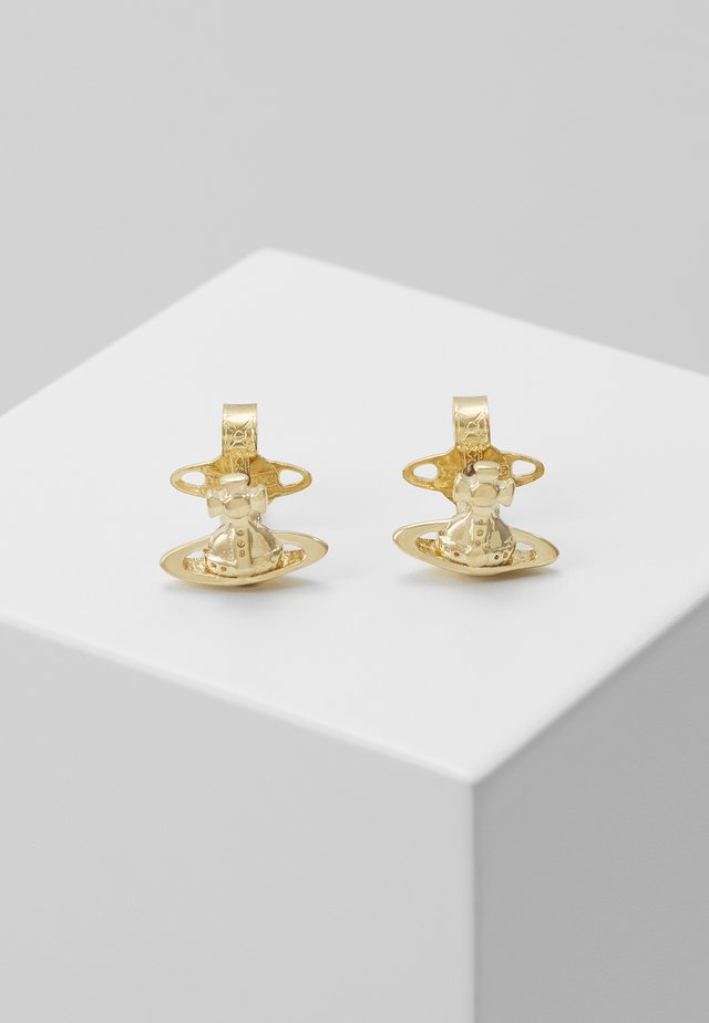 LORELEI STUD EARRINGS - Örhänge - gold-coloured