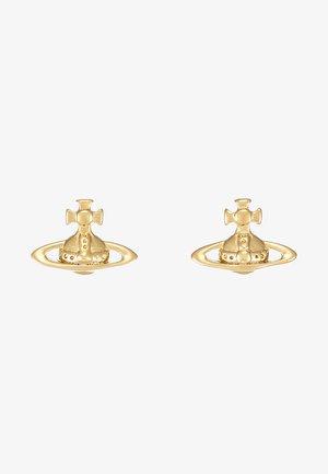 LORELEI STUD EARRINGS - Kolczyki - gold-coloured