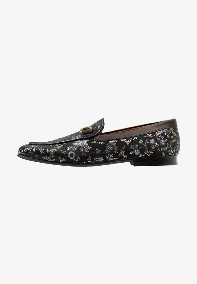 JUDE TRIM - Slip-ons - black
