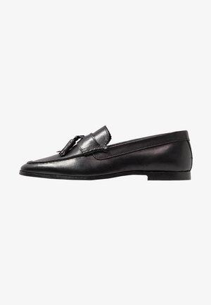 RAPHAEL TASSEL LOAFER - Scarpe senza lacci - black