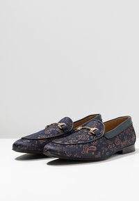 Walk London - JUDE PAISLEY - Scarpe senza lacci - navy/blue - 2