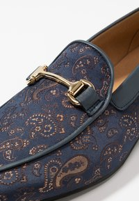 Walk London - JUDE PAISLEY - Scarpe senza lacci - navy/blue - 5