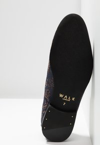 Walk London - JUDE PAISLEY - Scarpe senza lacci - navy/blue - 4
